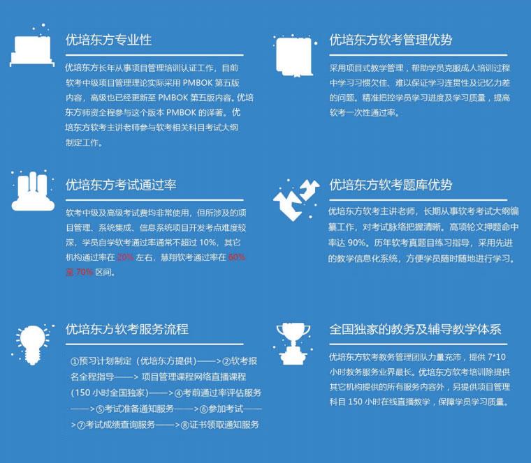 2021优培东方软考招生简章